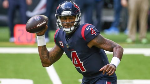6 Best Bets From Potential Deshaun Watson Trade
