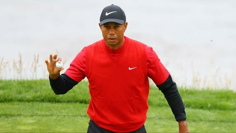 Tiger Woods Odds In All 4 Upcoming Major Championships