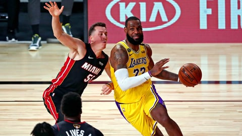 NBA Finals Game 2 Lakers vs. Heat Betting, NBACast Preview