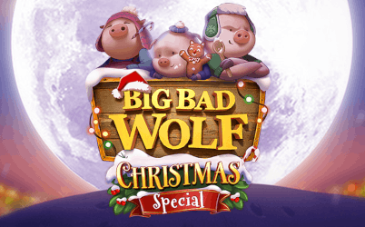 Big Bad Wolf Christmas Special Online Slot
