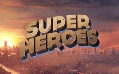 Super Heroes Online Slot