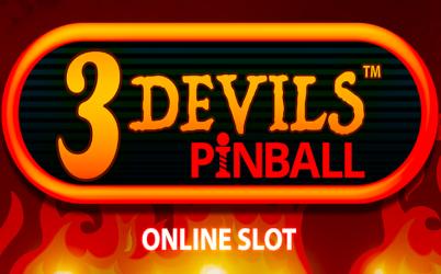 3 Devils Pinball Online Pokie