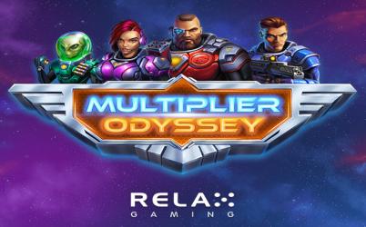Multiplier Odyssey Online Pokie