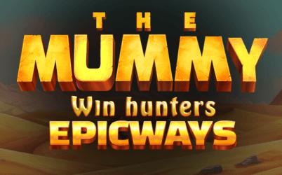 The Mummy Win Hunters Epicways Online Slot