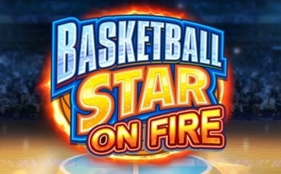 Basketball Star on Fire Automatenspiel
