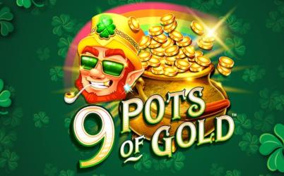 9 Pots of Gold Online Pokie
