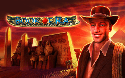 Book of Ra Deluxe Online Pokie