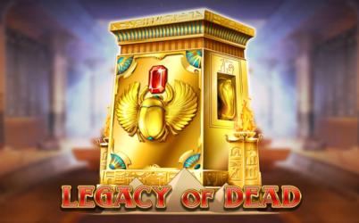 Legacy of Dead Online Slot
