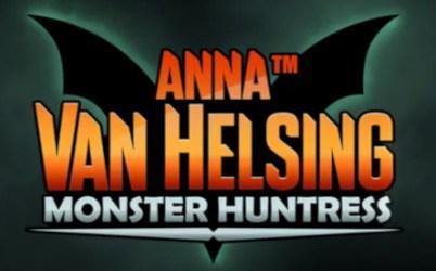 Anna Van Helsing Monster Huntress Online Pokie