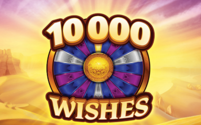 10000 Wishes Online Pokie