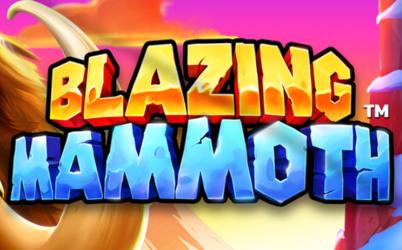 Blazing Mammoth Online Pokie