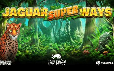 Jaguar SuperWays Online Slot