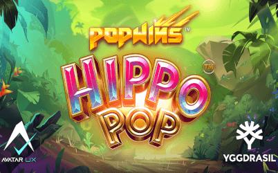 HippoPop Online Slot