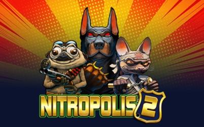 Nitropolis 2 Online Slot