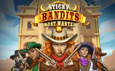 Sticky Bandits 3 Most Wanted Online Slot