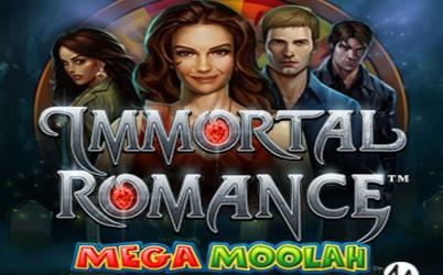Immortal Romance Mega Moolah Pokie