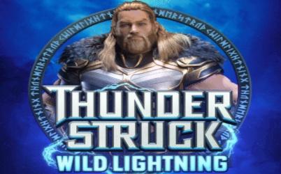 Thunderstruck Wild Lightning Automatenspiel