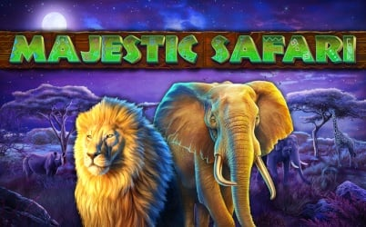 Majestic Safari Online Slot