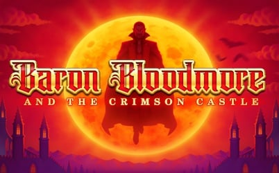Baron Bloodmore and the Crimson Castle Online Pokie