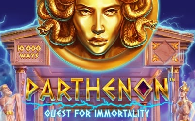 Parthenon: Quest for Immortality Online Pokie