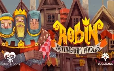 Robin Nottingham Raiders Online Slot