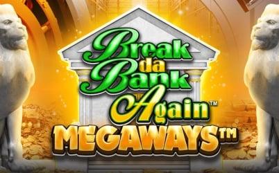 Break Da Bank Again Megaways Pokie