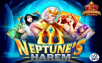 Royal League: Neptune's Harem Online Pokie