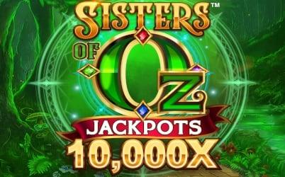 Sisters of Oz Jackpots Online Pokie