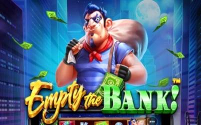 Empty the Bank Online Slot