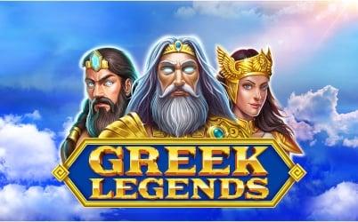 Greek Legends Automatenspiel