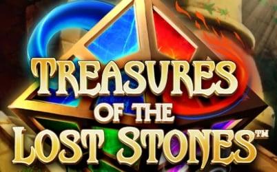 Treasures of the Lost Stones Online Pokie