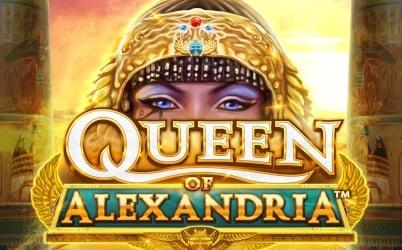 Queen of Alexandria Online Pokie