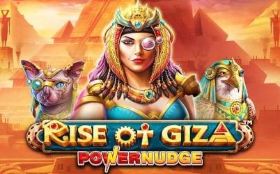 Rise of Giza PowerNudge Slot