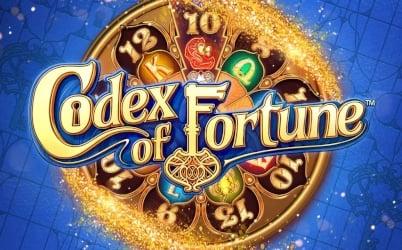 Codex of Fortune Online Pokie