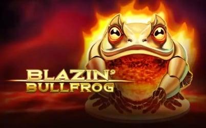 Blazin' Bullfrog Slot