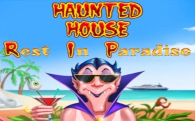 Slot Haunted House Rest in Paradise