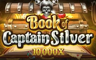 Book of Captain Silver Pokie