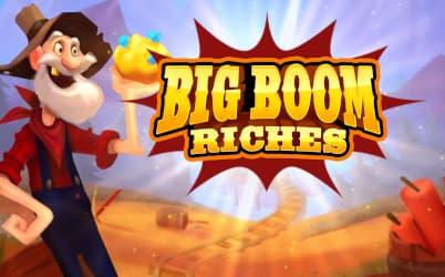 Big Boom Riches Online Pokie