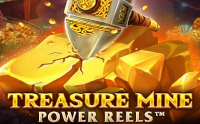 Treasure Mine Power Reels Online Slot
