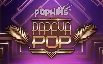 PapayaPop Online Slot