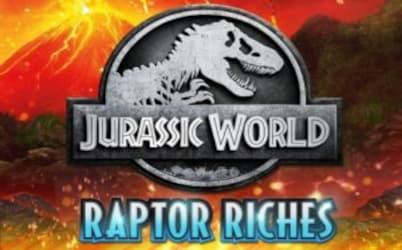 Jurassic World: Raptor Riches Online Pokie