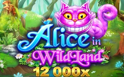 Alice in WildLand Pokie