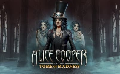 Alice Cooper: Tome of Madness Online Slot