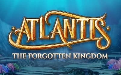 Atlantis The Forgotten Kingdom Online Pokie