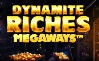 Dynamite Riches Megaways Online Slot