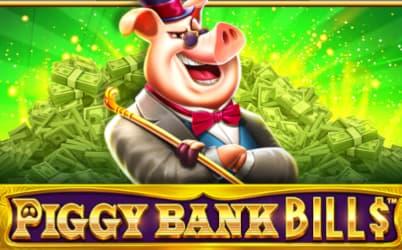 Piggy Bank Bills Online Slot