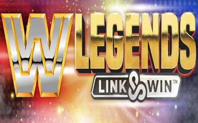 WWE Legends: Link & Win Online Pokie