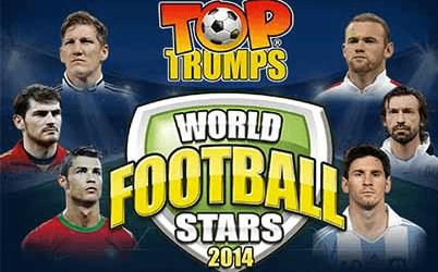 Top Trumps World Football Stars 2014 Online Slot