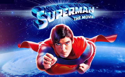 Superman The Movie Spielautomat