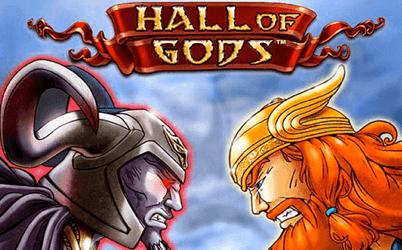 Hall of Gods Online Gokkast Recensie